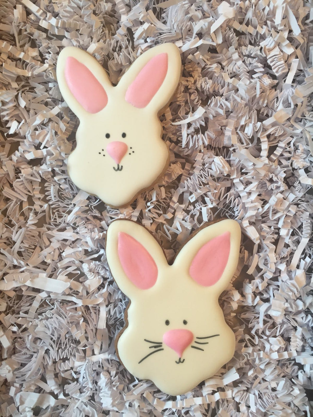 Two Pack Bunny Cookies