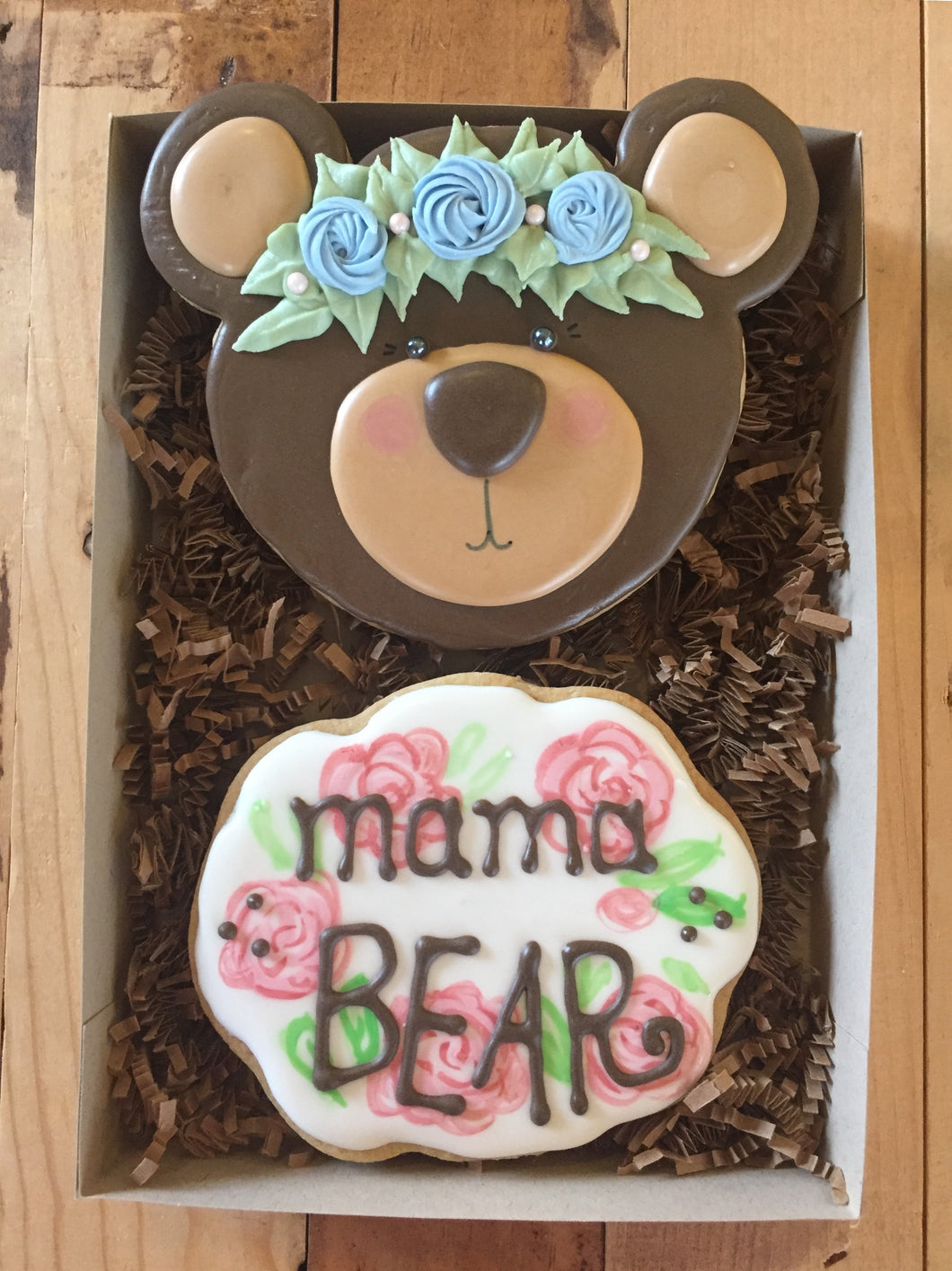 Mama Bear Cookie Set