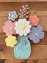 Load image into Gallery viewer, Mason Jar Cookie Bouquet