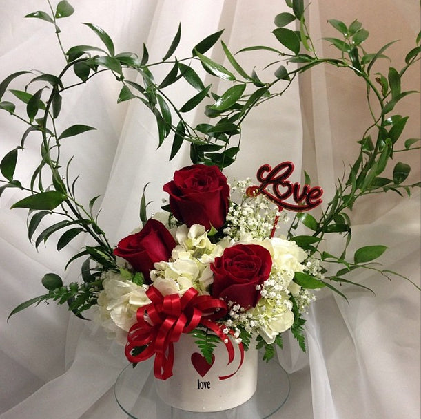 Cup of Love Arrangement