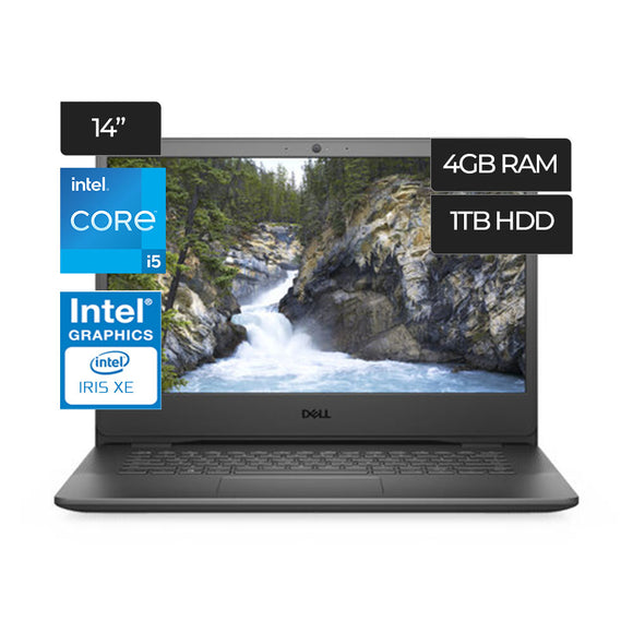 Laptop Dell Vostro 14 3400 Intel Core i5 1TB 4GB - PAPAYAPERU.COM