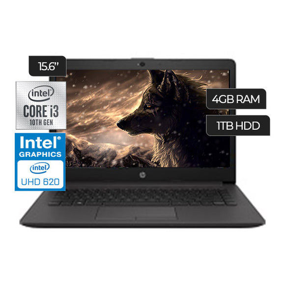 Laptop HP 250 G7 Intel Core i3 1TB 4GB (153B7LT#ABM) - PAPAYAPERU.COM