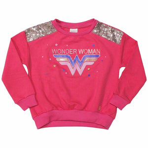 POLERA FRENCH WONDER WOMAN- DC COMICS ORIGINAL - PAPAYAPERU.COM