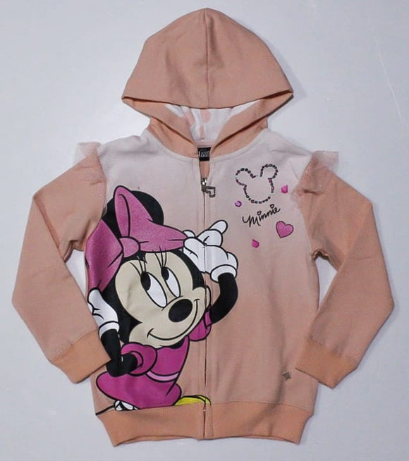 CASACA FRENCH MINNIE MOUSE  ROSA - DISNEY ORIGINAL - PAPAYAPERU.COM