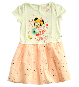 VESTIDO MINNIE STAR - DISNEY ORIGINAL - PAPAYAPERU.COM