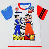 POLO DRAGON BALL MANGA CORTA - DRAGON BALL ORIGINAL - PAPAYAPERU.COM