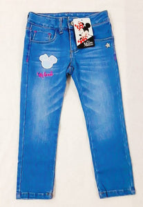 PANTALON DENIM MINNIE MOUSE - DISNEY ORIGINAL - PAPAYAPERU.COM
