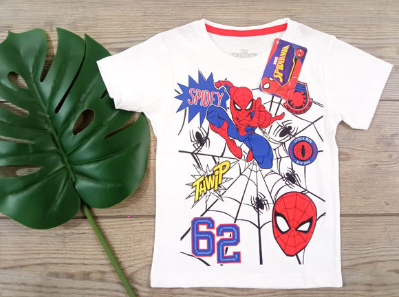 POLO SPIDERMAN MANGA CORTA - SPIDERMAN ORIGINAL