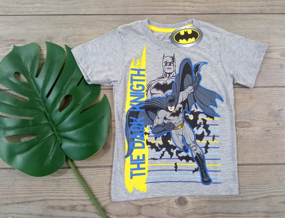 POLO BATMAN  MANGA CORTA - DC COMICS ORIGINAL