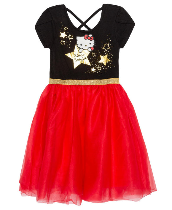 VESTIDO HELLO KITTY AMERICANO - HELLO KITTY ORIGINAL - PAPAYAPERU.COM