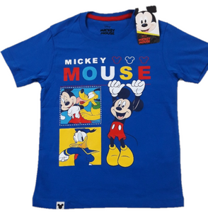 POLO MICKEY MOUSE MANGA CORTA - MICKEY ORIGINAL - PAPAYAPERU.COM