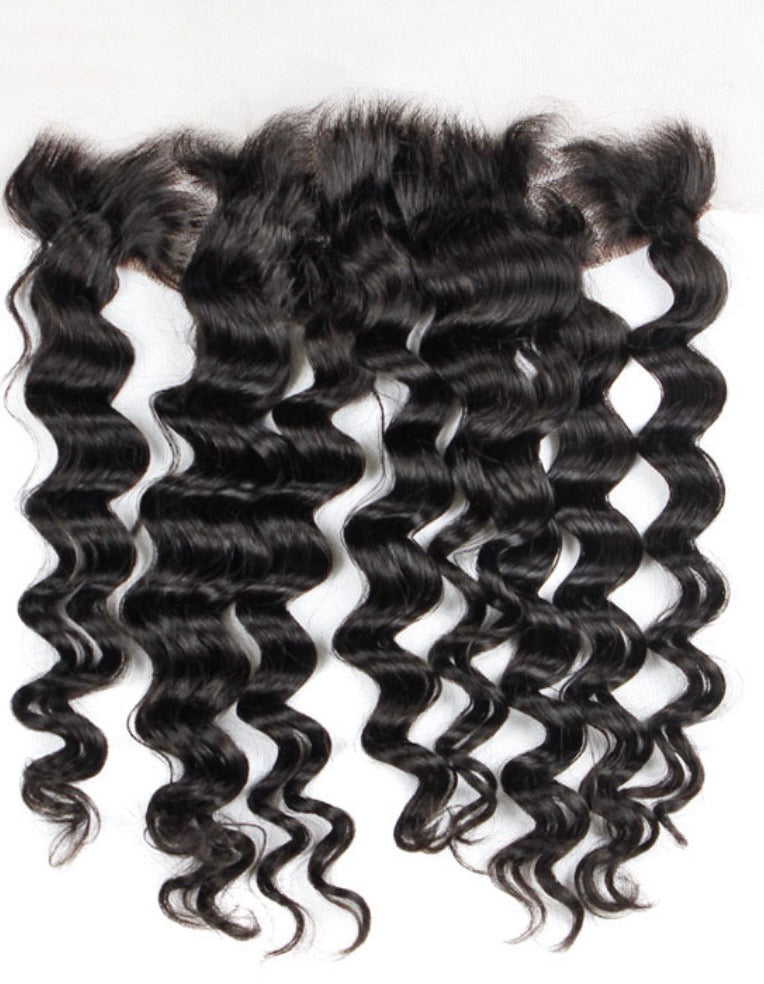 "Loose Wave 13*4"" Frontal"