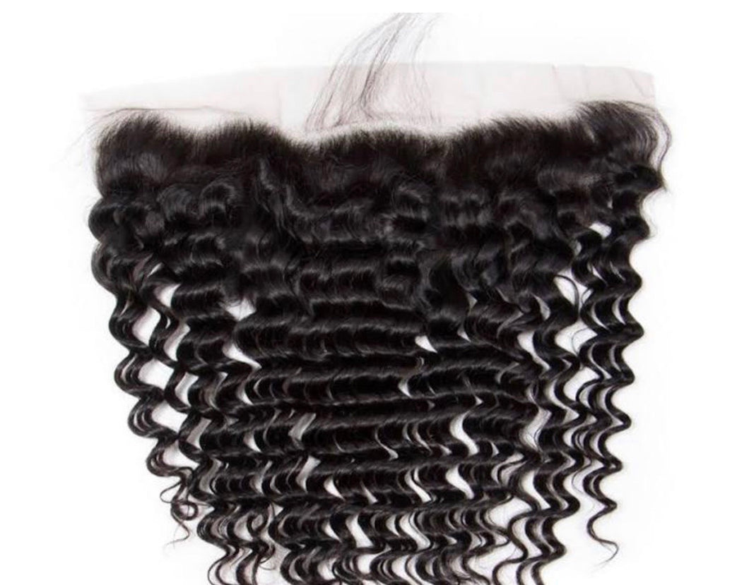 Hd lace Deep Wave Frontals
