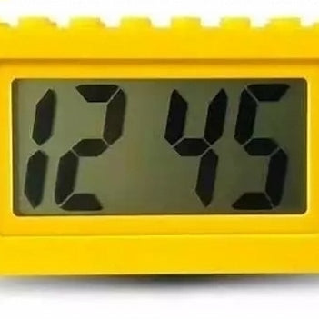 Add a Digital Clock to your LEGO Creations