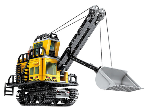 Move mountains and more with this 484 piece LEGO® compatible Heavy Duty Tracked Shovel set from Bricklicious with free delivery worldwide