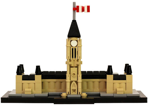 Enjoy landmarks of the world with this 192 piece LEGO® compatible Parliament Buildings of Canada set from Bricklicious with free delivery worldwide