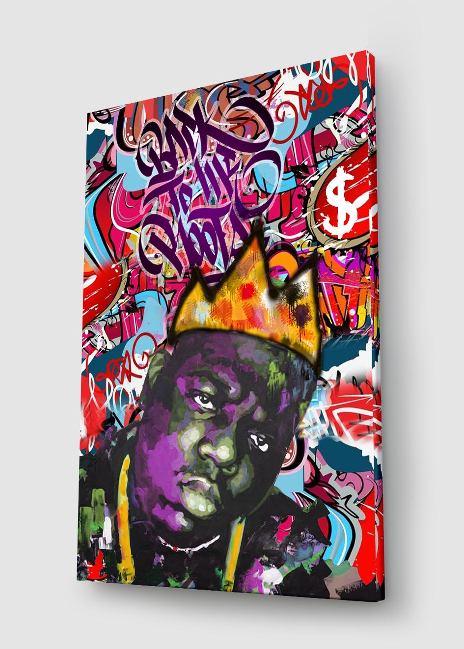 BIGGIE (CANVAS)