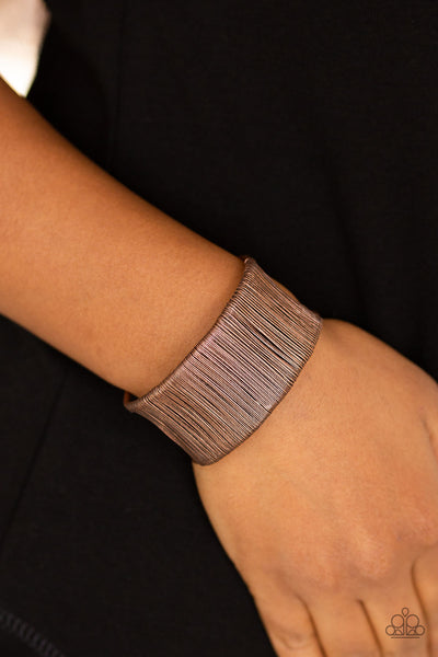 Metal Mecca - Copper Bracelet