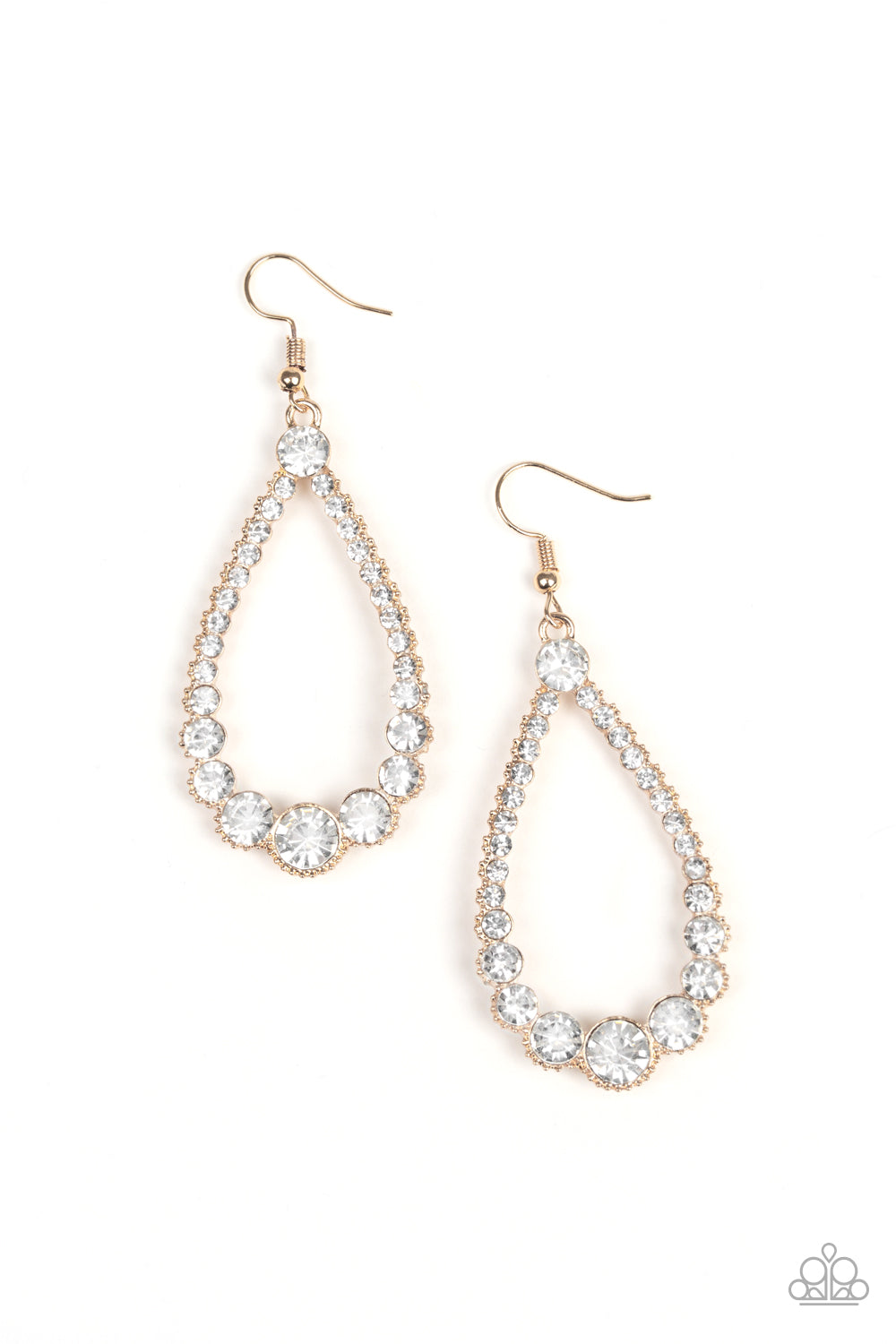 Token Twinkle - Gold Earrings
