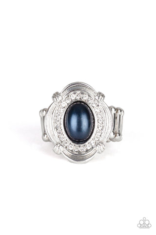 Titanic Twinkle - Blue Ring