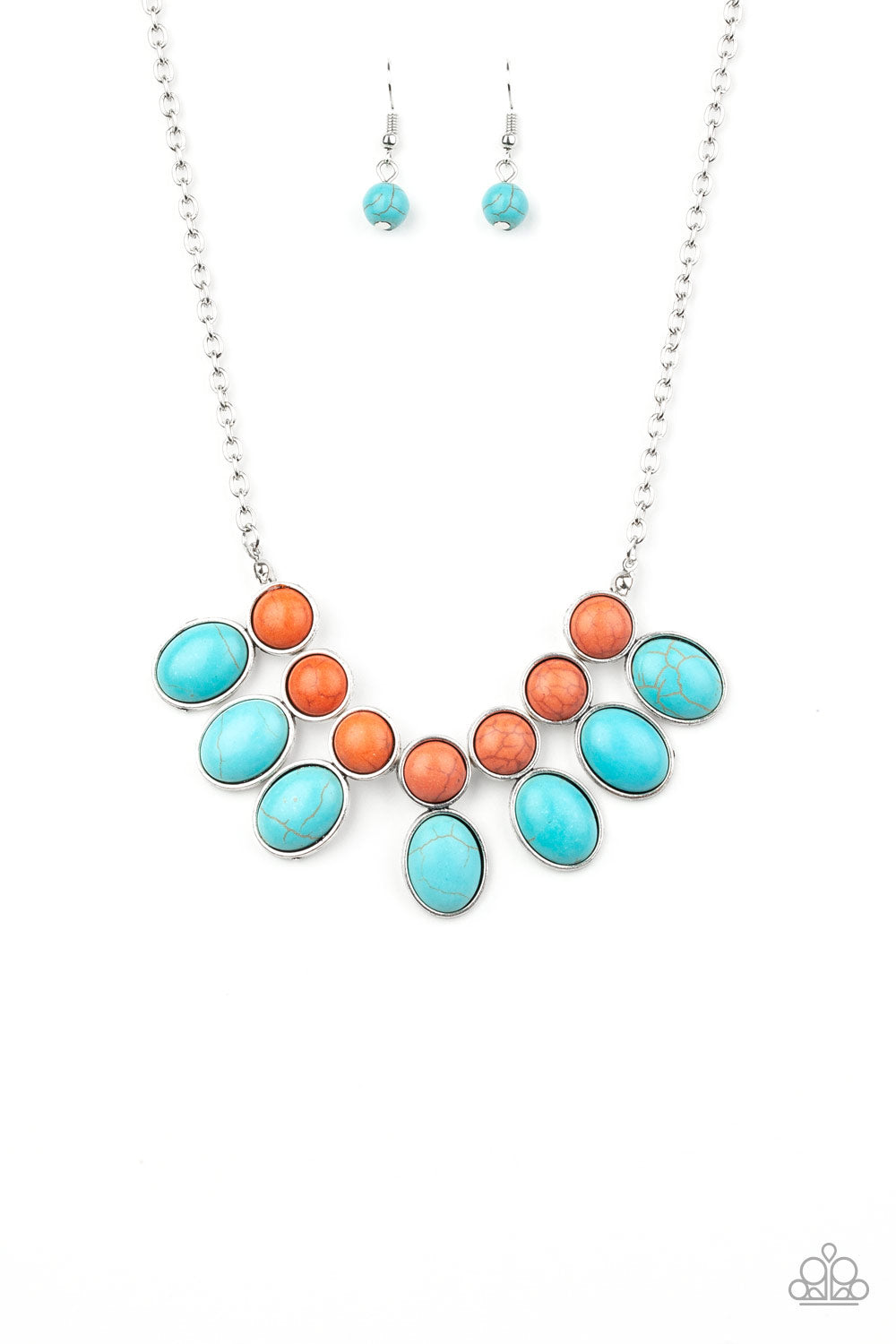 Environmental Impact - Blue Necklace