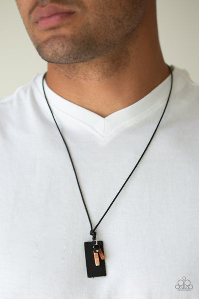 Mountain Scout - Multi Necklace