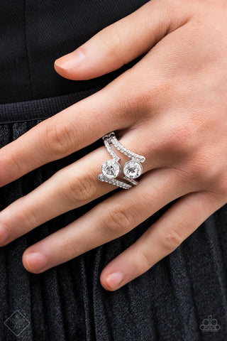 Fiercely 5th Avenue Over The Top Glamour Ring