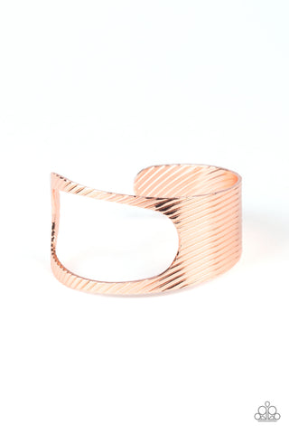 What GLEAMS Are Made Of - Copper Bracelet