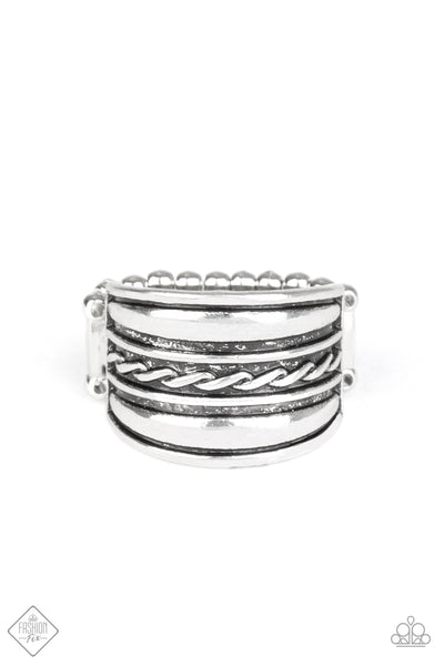 Simply Santa Fe Let it LAYER - Silver Ring