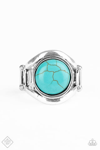 Simply Santa Fe Mojave Native - Blue Ring