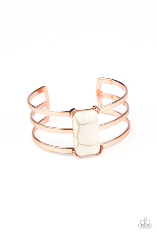 Rural Recreation - Copper Bracelet