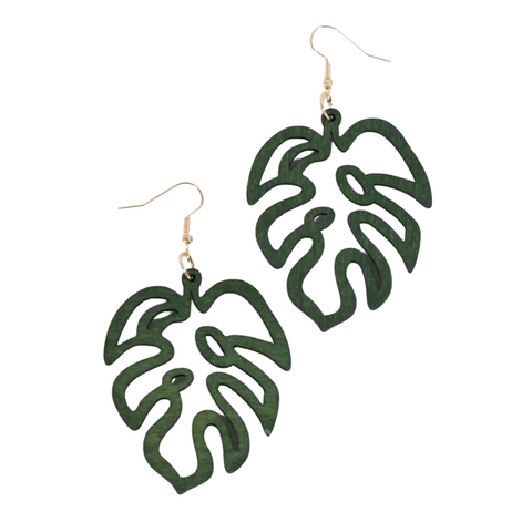 See the Forest for the Leaves Earrings