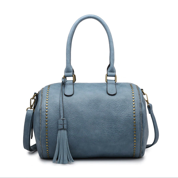 LANA Boston Handbag