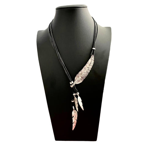 Featherweight Necklace