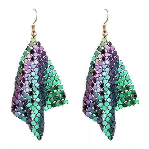Sir Mesh-A-Lot Earrings