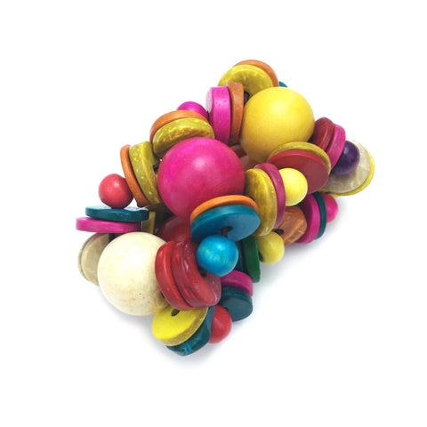 Gumballs - Multi-colored Bracelet