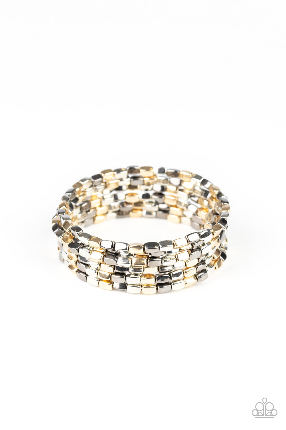 Stunningly Stacked - Multi Bracelet