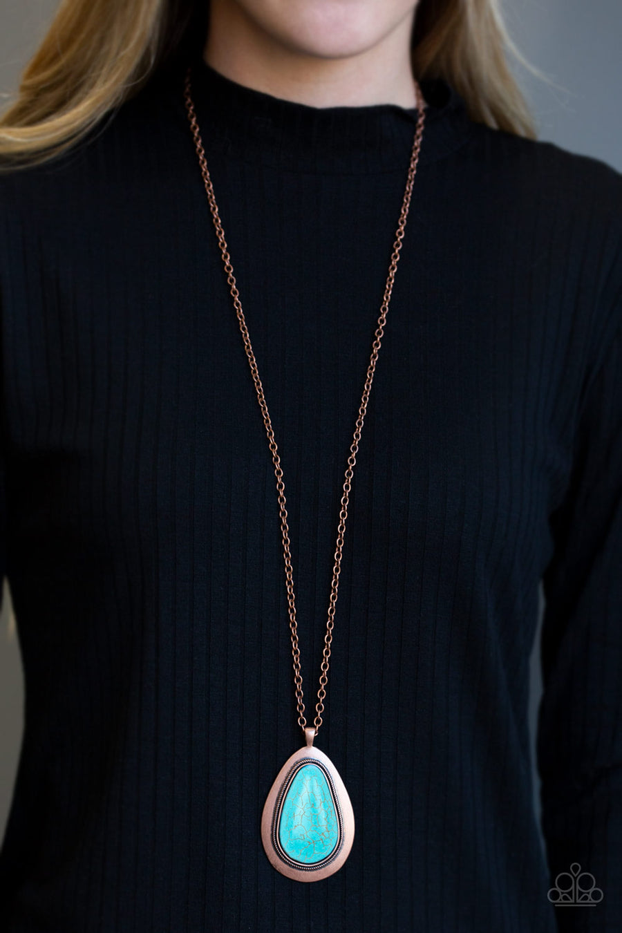 BADLAND To The Bone - Copper Necklace
