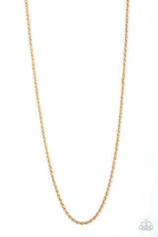 The Go-To Guy Gold Necklace
