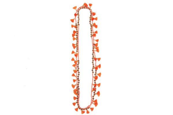 Astor Tassel Necklace