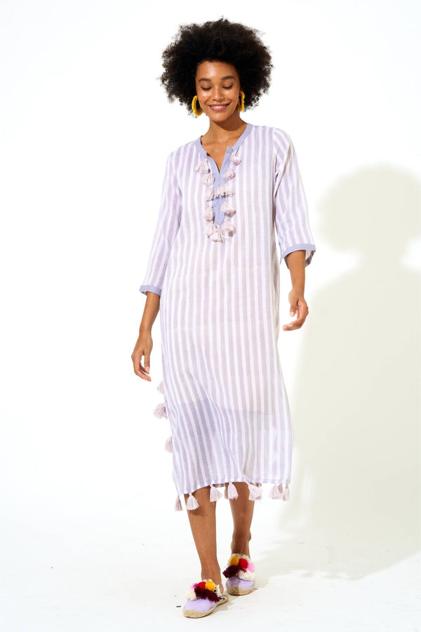 Kaftan- Playa Stone Grey