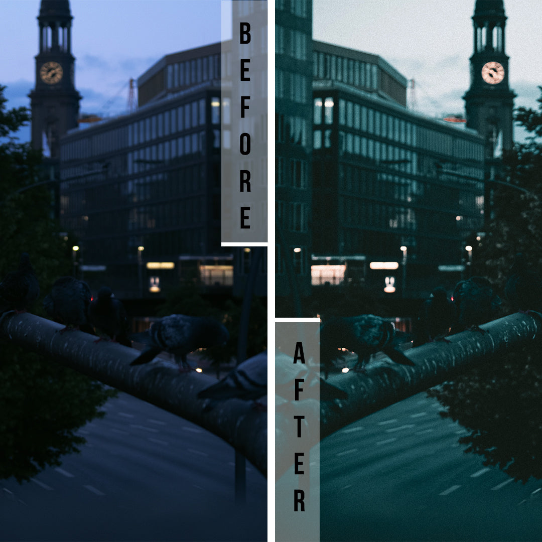 Preset Pack: Urban Edition