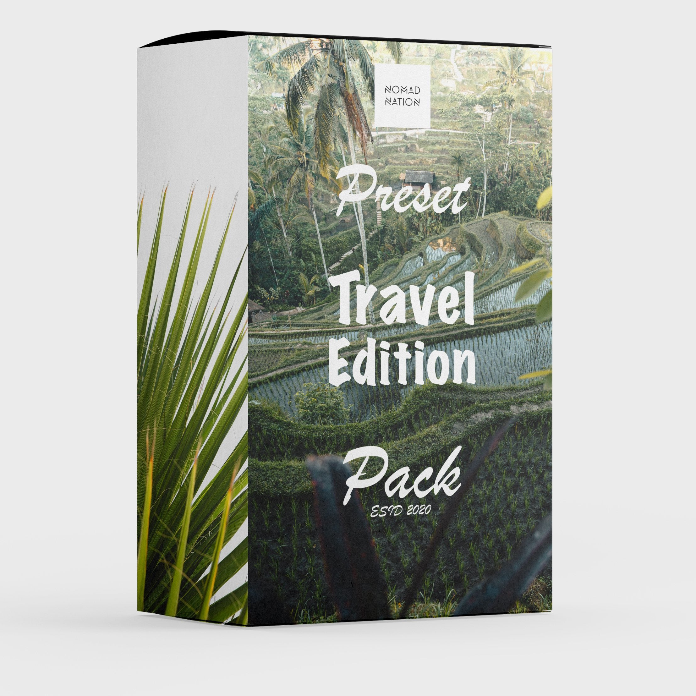 Preset Pack: Travel Edition