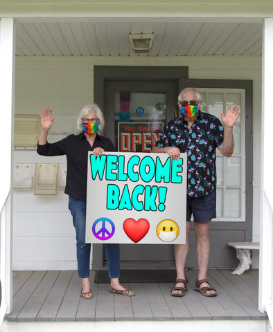in2retro - 2021 Welcome Back!