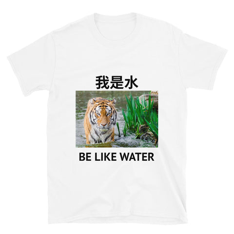 LION BE LIKE WATER