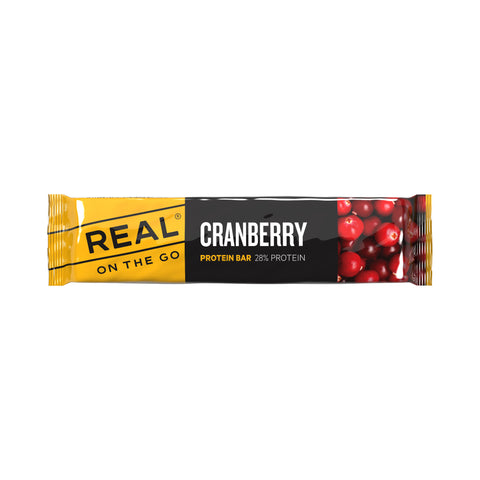 Cranberry Protein Bar