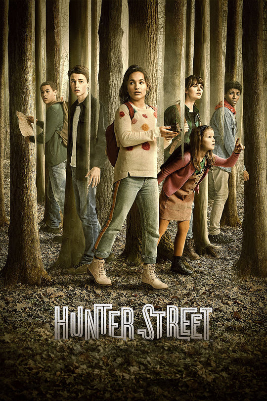 HUNTER STREET | NICKELODEON