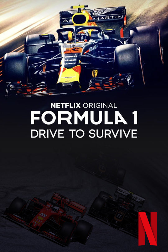 DRIVE TO SURVIVE | NETFLIX