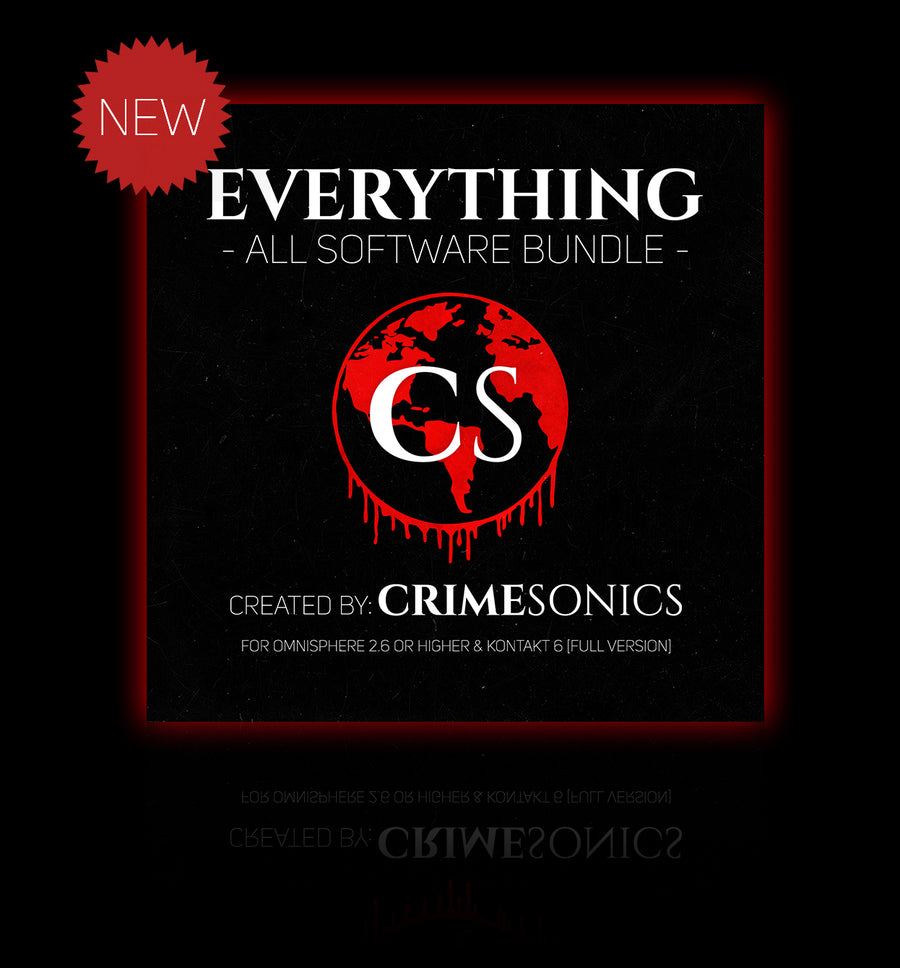 EVERYTHING BUNDLE [ALL SOFTWARE]