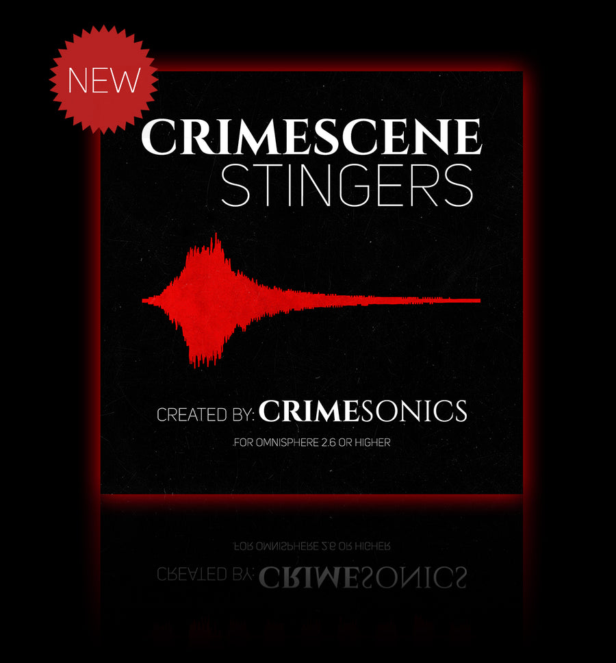 CrimeScene Stingers